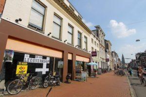 Ekoplaza Ebbingestraat Groningen waar de GeluksVogel producten te verkrijgen zijn - kippen